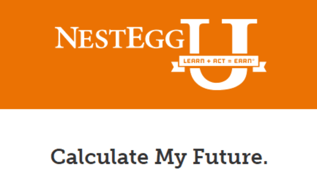 Nestegg - Calculate My Future