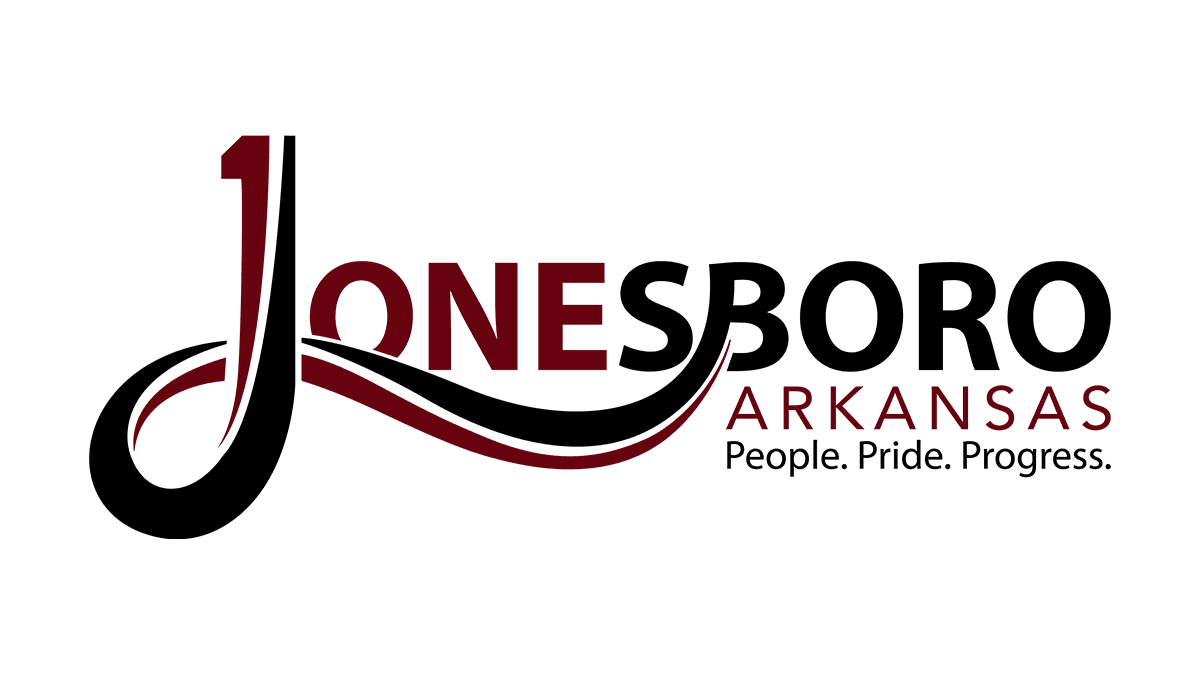 Jonesboro Logo on White Background